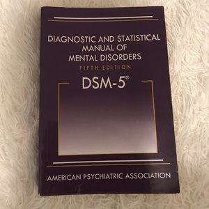 Other - DSM - 5 Book